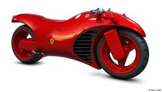 Ferrari V4 Motorcycle Concept http://www.ridesonfire.net/motorcycle-concept/ferrari-v4-motorcycle-concept.htm Read the whole post HERE: Ferrari V4 Motorcycle Concept  Interesting Ferrari motorcycle concept by Israeli industrial designer Amir Glinik based on the engine of a Ferrari Enzo car. Using drive-by-wire technology the V4 superbike features hand controls adapted from an F-16 fighter jet and buttons based on those found on the steering wheel of Ferraris Formula 1 racecars. Other…