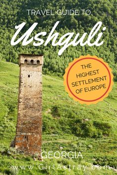 Ushguli is the highest settlement of Europe that is continuously inhabited all year long. Located in beautiful Svaneti in Georgia in the Caucasus mountains it is a great spot for hiking. While many come from Mestia, Ushguli also has many nice treks to hike and also a particular culture a curious traveler will appreciate. Learn about the legends and stories in my guide to Ushguli!