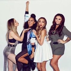 Little mix alredy to have fun