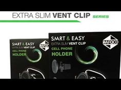 Great magnetic air vent clip that holds onto your...
