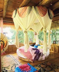 back porch idea facing the mountains. relaxingggg (: