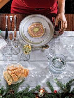 Terrine van kalfvlees, aardappel en spek - Recepten - Eten - ELLE | ELLE