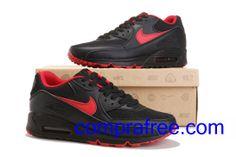 reputable site 23b71 bb334 Comprar barato hombre Nike Air Max Zapatillas (color:negro,rojo) en linea  en Espana.