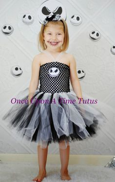 Hey, I found this really awesome Etsy listing at https://www.etsy.com/listing/194610302/nightmare-before-christmas-inspired-tutu