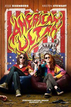 American Ultra Movie Poster (27 x 40) - Item # MOVIB70545 - Posterazzi