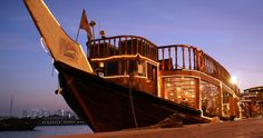 99 AED and Enjoy A Cheapest Dubai Dhow Cruise with International 4X Buffet Dinner from Creek Cruises. Check Our Best Dhow Cruise Deals Now and Book A Trip!