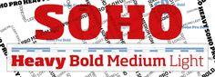 Soho Selection Pack - desktop font - Fonts.com