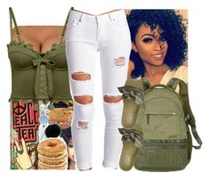 """""""."""" by eirinimaria ❤ liked on Polyvore featuring Puma and Victoria's Secret"""