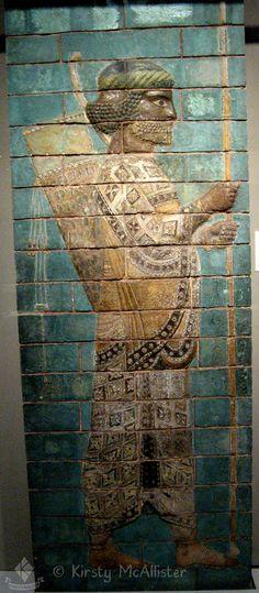 Persian immortal. http://www.britishmuseum.org/