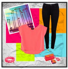 """oh so simple"" by scream-myname on Polyvore"