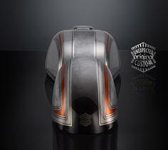 Custom motorcycle tankCAFE RACER 1, Hondacx 500 - UNEXPECTED CUSTOM