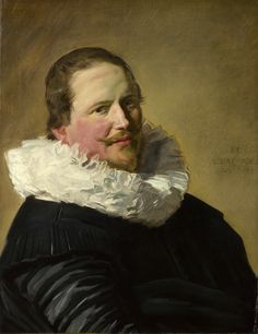 https://flic.kr/p/gAg9CU | Portrait of a Man in his Thirties | 1633. Oil on canvas. 64,8 x 50,2 cm. National Gallery, London. 1251.