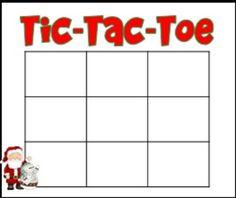 TicTacToe Printable   Pinteres