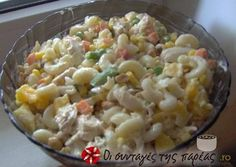 Potato Salad, Macaroni And Cheese, Dips, Tasty, Cooking, Ethnic Recipes, Desserts, Food, Greek Quotes