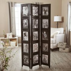 Owning a folding screen is like having a spare wall you can stand up wherever you need it. Want a partition to separate your study/desk ar...