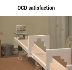 OCD Satisfaction
