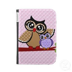 Mother & Son Owl Kindle cover