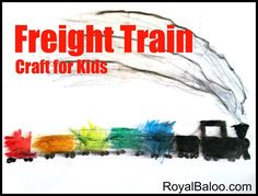 It's time for the August Virtual Book Club for Kids and the author this month is Donald Crews!  I knew we'd be doing Freight Train this month – after all, Logi-Bear is crazy about trains. Crazy might not even describe his love for trains.  I love how Crews shows motion in the book. …