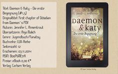 Katis-Buecherwelt: [REZENSION] Daemon & Katy - Die erste Begegnung (#...