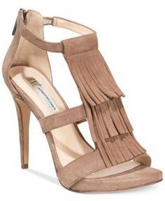 ae87ebc657e INC International Concepts Women s Sayge Dress Sandals Flip Flop Sandals