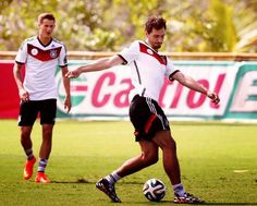 Erik Durm and Mats Hummels #footballislife