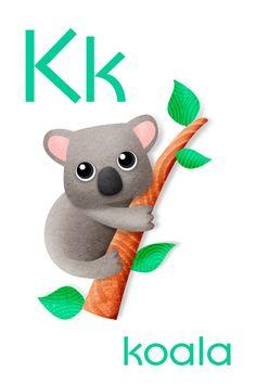 Koala by Astrid