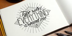 Typography Mania #284 #archives