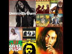 My selection Reggae Old School