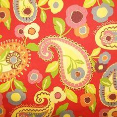 Marisol Cadmiv Drapery Fabric
