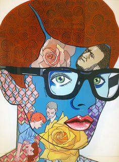 Melanie Roger Gallery represents and exhibits contemporary artists from New Zealand and Australia. 444 Karangahape Rd, Newton, Auckland, New Zealand. Sam Mitchell, Pop Art Artists, New Zealand Art, Nz Art, First Art, Graphic Patterns, Artist Painting, Medium Art, Illustration Art