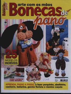 arte com as mãos bonecas de pano 17 - VILMA BONECAS - Веб-альбомы Picasa
