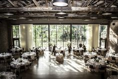 Wedding Reception at the Roundhouse at Beacon Falls