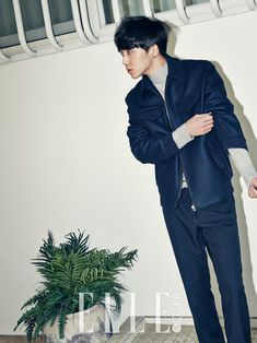 Winner - Elle Magazine November Issue '14 Seungyoon