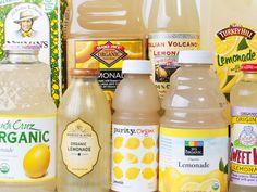 Taste Test: Ready to Drink Lemonade