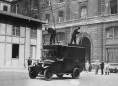 vintage everyday: Pictures of Polices at the Beginning of the 20th Century