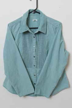 J JILL corduroy blouse.  Size L.  Excellent used condition!  Item ends 4/22  #blouse #JJILL #corduroy