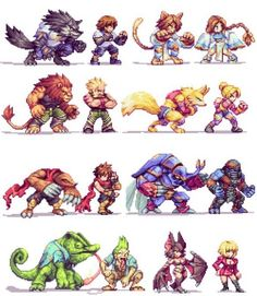 Pixelart and Illustrations by Abysswolf (Daniel Oliver) Character Inspiration, Character Art, Retro Game, Anime Pixel Art, Pixel Art Games, Anthro Furry, Creature Concept, Game Design, Fantasy Characters