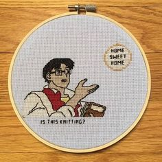All New Cross Stitching That Are Too Good Not To Laugh At