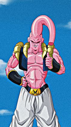 Dragon Ball Z, Dbz Wallpapers, Majin Boo, Angel Wallpaper, Goku, Geek Stuff, Hero, Draw, Pictures