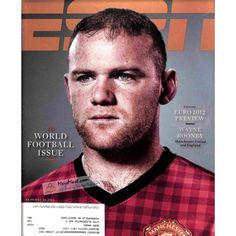 Cover Print of ESPN, May 28 2012 | $6.60