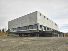 Sporthallen Weissenstein | Schweizer Baudokumentation