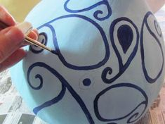 Creating some gossipy Paisley Chickens! : creating some gossipy paisley chickens, crafts, painting, Paisley Chickens Suzys Artsy Craftsy Sitcom decorative painting gourd art Farm Crafts, Diy Crafts, Gourd Crafts, Creative Crafts, Creative Art, Craft Tutorials, Diy Projects, Craft Ideas, Easy Fall Wreaths