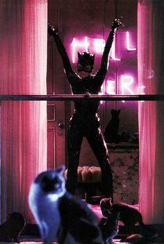 Michelle Pfeifer.  Batman Returns, 1992  #Catwoman