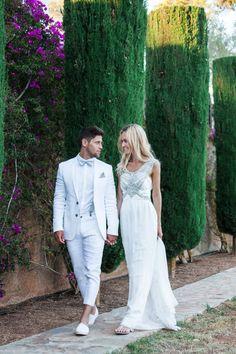 Nina & Michi: Eine Ibiza-Traumhochzeit wie aus dem Bilderbuch CHRISTINA & EDUARD WEDDING PHOTOGRAPHY http://www.hochzeitswahn.de/inspirationen/nina-michi-eine-ibiza-traumhochzeit-wie-aus-dem-bilderbuch/ #wedding #marriage #couple