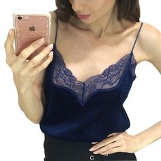2017 NEW Women Camis Hot Sexy Club V-Neck Party Lace Crop Top Clothes Solid Pink Off The Shoulder Tank Tops Ladies Vest