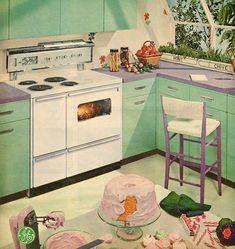 McCall's - June, 1961 1960s Home Decor, June, Kids Rugs, Kid Friendly Rugs, Nursery Rugs
