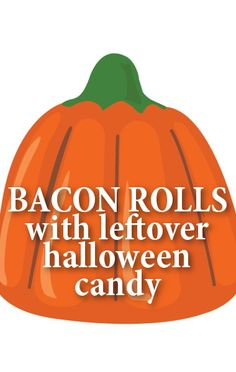 Put leftover Halloween candy to good use. Sunny Anderson showed how you can turn it into a sweet and savory treat of Candy Bar and Bacon Rolls on The Talk. http://www.recapo.com/the-talk/the-talk-recipes/talk-sunnys-leftover-halloween-candy-bar-bacon-rolls-recipe/