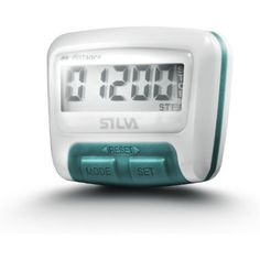 Silva EX Distance Pedometer pedometer - White/Turquoise by Silva *** Continue to the product at the image link. (This is an affiliate link) #Pedometers