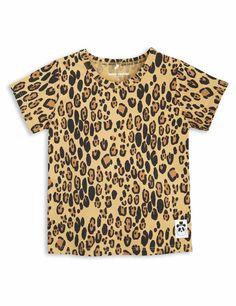 Basic Leopard T-Shirt