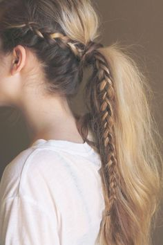 9 Overnight Hair Hacks for Your Lazy Easter Sunday via Brit + Co